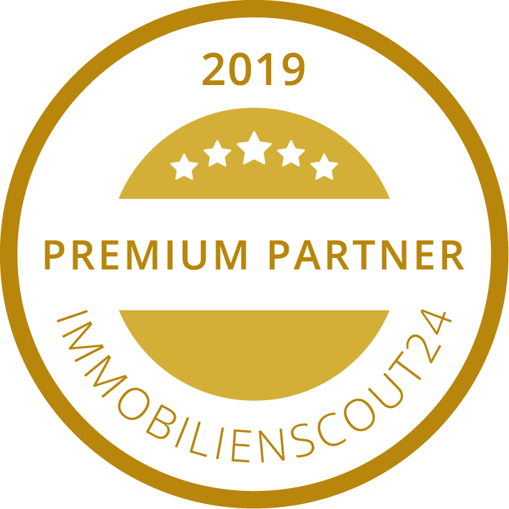 Immobilienscout24 - Premium Partner 2019